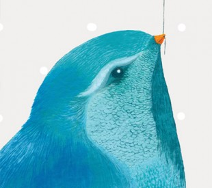 bird front